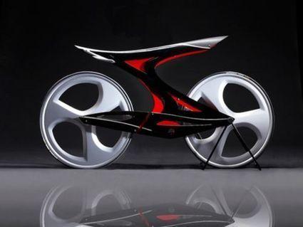 Un concept-bike inspiré de l'anatomie humaine | Concept  design | Scoop.it