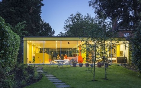 For sale: house Richard Rogers built for his parents | Architecture and Architectural Jobs | Scoop.it