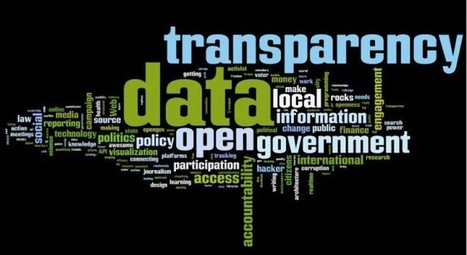 The 4 pronged approach France is taking to Open Data - Rude Baguette | Open Knowledge | Scoop.it