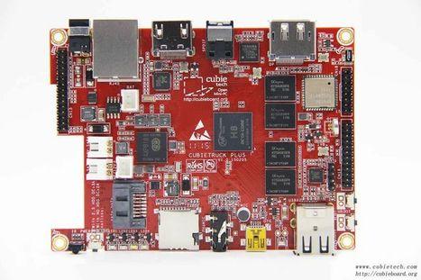 CubieBoard 5 is ready ! | ARM Turkey - Arm Board, Linux, Banana Pi, Raspberry Pi | Scoop.it
