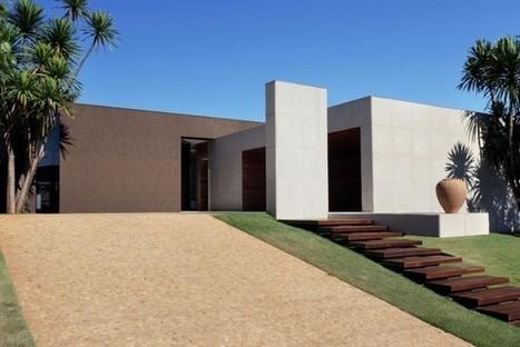 Fachadas minimalistas departamentos casas o for Departamentos minimalistas fachadas