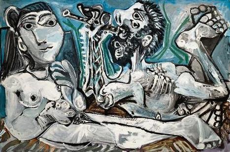 Les derniers jours de Pablo Picasso | Bastide des Camélias | Scoop.it