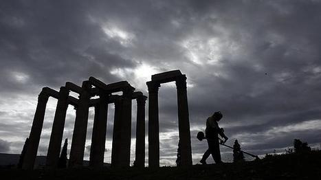 En busca del oro griego | Mundo Clásico | Scoop.it