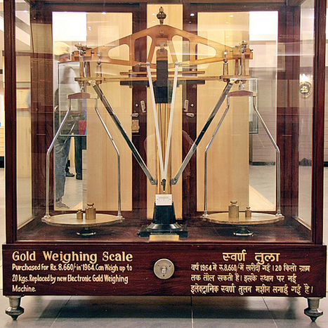 Metrology dept move to help people strike gold, literally | Pipettes, Calibration and Metrology | Scoop.it