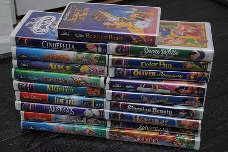If You Have One Of These Old VHS Tapes It May Be Worth Over $1000 | Family-Centred Care Practice | Scoop.it