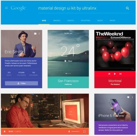 Material Design Icons, Goodies and Starter Kits – Smashing Magazine | UX-UI Topics | Scoop.it