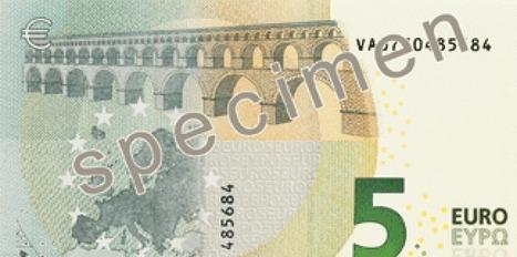 Le billet de 5 euros fait peau neuve   Epic pics   Scoop.it