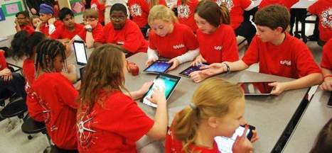 iPads, laptops for Clinton district students further enhance technology - Clinton News | Technology in education | Scoop.it