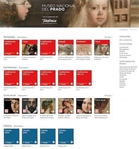 El Museo del Prado se incorpora a iTunes U: Contenido educativo abierto a todo el mundo | social learning 2.0 | Scoop.it