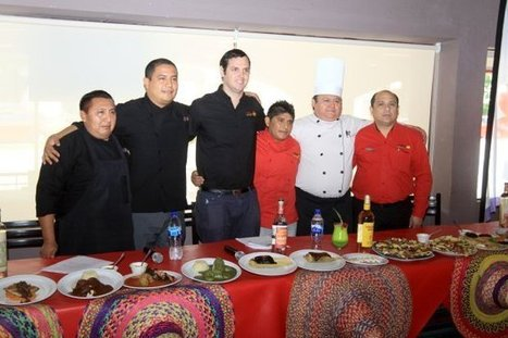 Festival de Cocina Oaxaqueña - El Diario de Yucatán | Delicias de la Comida Prehispanica | Scoop.it