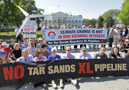 What is the Future of the Keystone XL Pipeline with Obama in the White House for Four More Years? | EcoWatch | Scoop.it