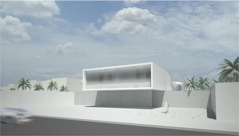 morfoLL: VILLA AT AL-MEZHAR - Young & Ayata | Architecture and Design | Scoop.it