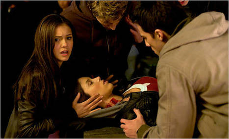 The Vampire Diaries - Pas en veine d'inspiration | Le mythe de Frankenstein et le mythe du vampire | Scoop.it