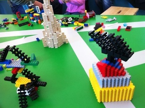 What a Bunch of Legos Can Teach Us about Civic Participation — BMW Guggenheim Lab | Education Revolution: Mass Creativity and Play! | Scoop.it