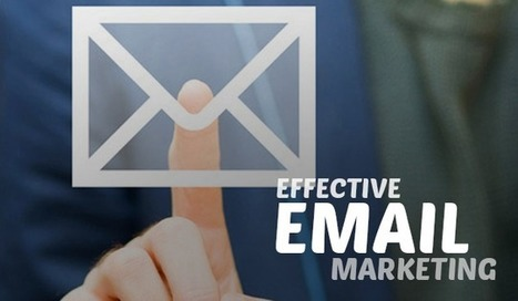 60% des marketeurs envisagent d'utiliser davantage l'email marketing | Chiffres et infographies | Scoop.it
