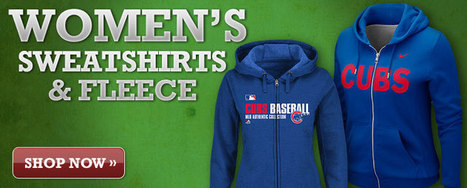 Chicago Cubs Women's Apparel - Buy Women's Chicago Cubs Clothing & Gear at MLB.com Shop | Chicago Cubs | Scoop.it