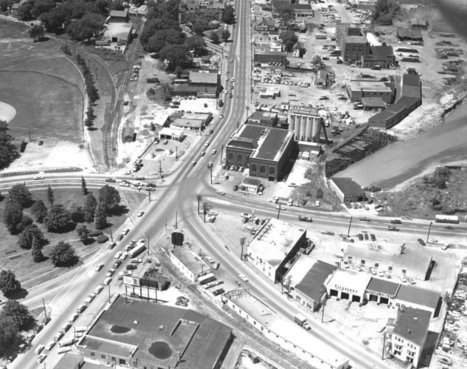 Flashback: East Deering before Interstate 295 - The Portland Press Herald / Maine Sunday Telegram | Tennessee Libraries | Scoop.it