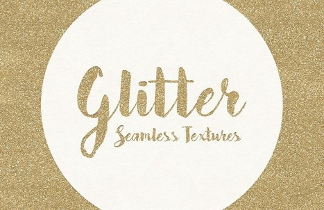 Free Textures | Seamless Glitter | Design Freebies & Deals | Scoop.it
