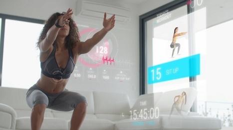 Hera.training smart bra hits Kickstarter | Cool Companies, Products & Services | Scoop.it