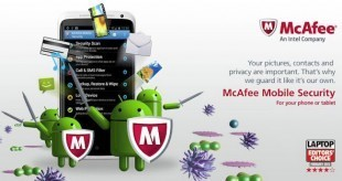 McAfee Mobile Security for Android updated with advanced privacy ...   Mobile (Post-PC) in Higher Education   Scoop.it