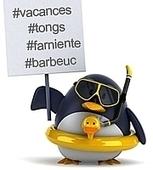 C'est les vacances ! - La Cantine Numérique Rennaise | La Cantine Toulouse | Scoop.it