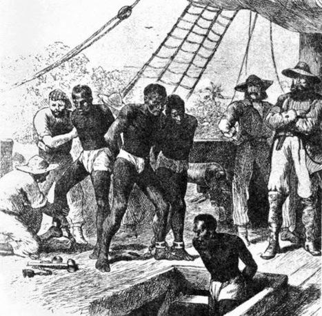 La Corona Española y el tráfico de esclavos negros. | La Historia de España | Scoop.it