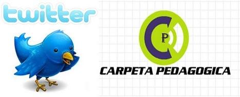 Carpeta Pedagógica: Twitter de Carpeta Pedagógica | Educación y TIC | Scoop.it