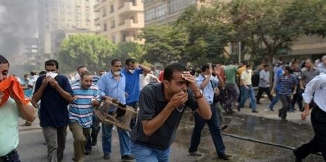 EGYPTE. Deux journalistes morts, d'autres arrêtés ou blessés | Les médias face à leur destin | Scoop.it