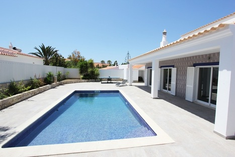 4 bedroom spacious villa in Sesmarias, Lagoa - Exclusive Algarve Villas | luxury villas for sale in portugal | Scoop.it
