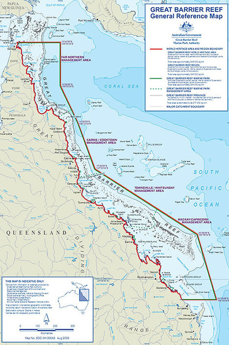 Great Barrier Reef at Risk | Geography | Scoop.it