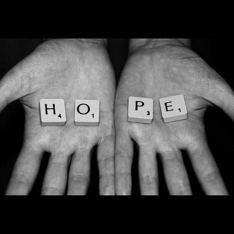 To Make Hope Possible Rather Than Despair Convincing | P2P Foundation | Peer2Politics | Scoop.it
