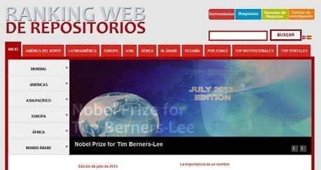 Los mejores repositorios del mundo de acceso abierto | tics y bibliotecas | Scoop.it