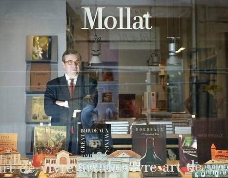 Fleuron de la librairie indépendante, Mollat fête ses 120 ans   TdF      Culture & Société   Scoop.it