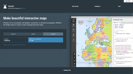 TileMill | Fast and beautiful maps | omnia mea mecum fero | Scoop.it