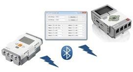 Bluetooth concroll for mindstorm | Seguridad robotica | Scoop.it