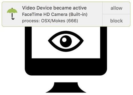 Zo check je of iemand je bespiedt via je webcam | Mediawijsheid in het VO | Scoop.it