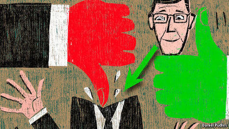 Getting it right | The Economist | Strategy and Leadership | Scoop.it