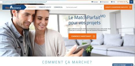 Rénovation résidentielle, commerciale et locatif | Beaux sites WordPress | Scoop.it