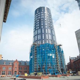 Le chantier public de la décennie à Charleroi | Architecture - Construction | Scoop.it