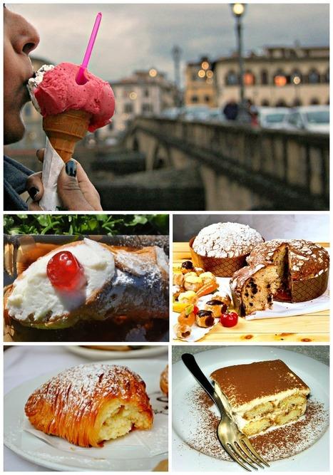 5 Favorite Sweet Treats in Italy | Italia Mia | Scoop.it