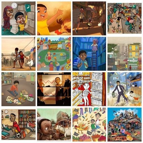10 African Children's Illustrators To Know | Communication design | Scoop.it