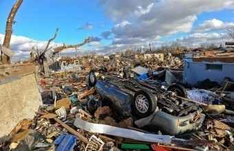 """Do Scores of Tornadoes Slamming Midwest Redefine """"Tornado Alley?""""   Sustain Our Earth   Scoop.it"""