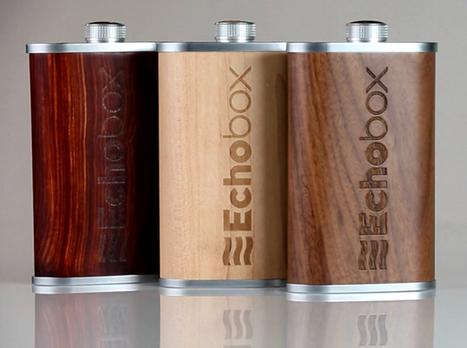 Baladeurs Echobox Explorer : petite flasque de son Hi-Res avec écouteurs customisables pour se requinquer | ON-TopAudio | Scoop.it