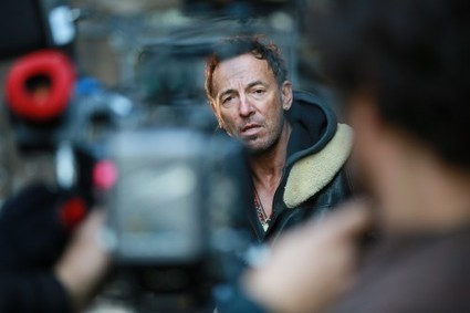 """Hunter of Invisible Game"" behind-the-scenes photos - Bruce Springsteen Official Site 