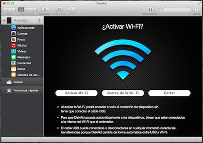 DiskAid, control absoluto sobre el contenido de tu iPad | iPad classroom | Scoop.it