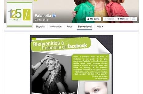 Qué son las Facebook Tabs y cómo utilizarlas | Marketing  Online - Carlos Ruiz | Scoop.it
