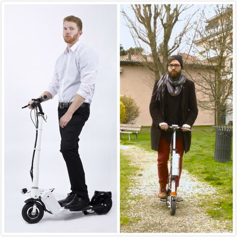 The Current Philosophy of Airwheel Personal Transportation Electric Bike | Press Release | Scoop.it