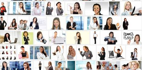Stamping the sexism out of stock images | Diversity Studies | Scoop.it
