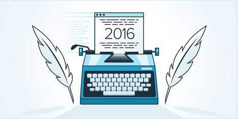 Top 16 Marketing Blogs to Follow in 2016 | M-Market | Scoop.it