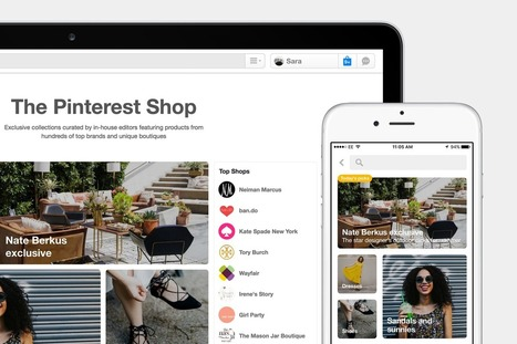 New ways to shop with Pinterest | Pinterest | Scoop.it